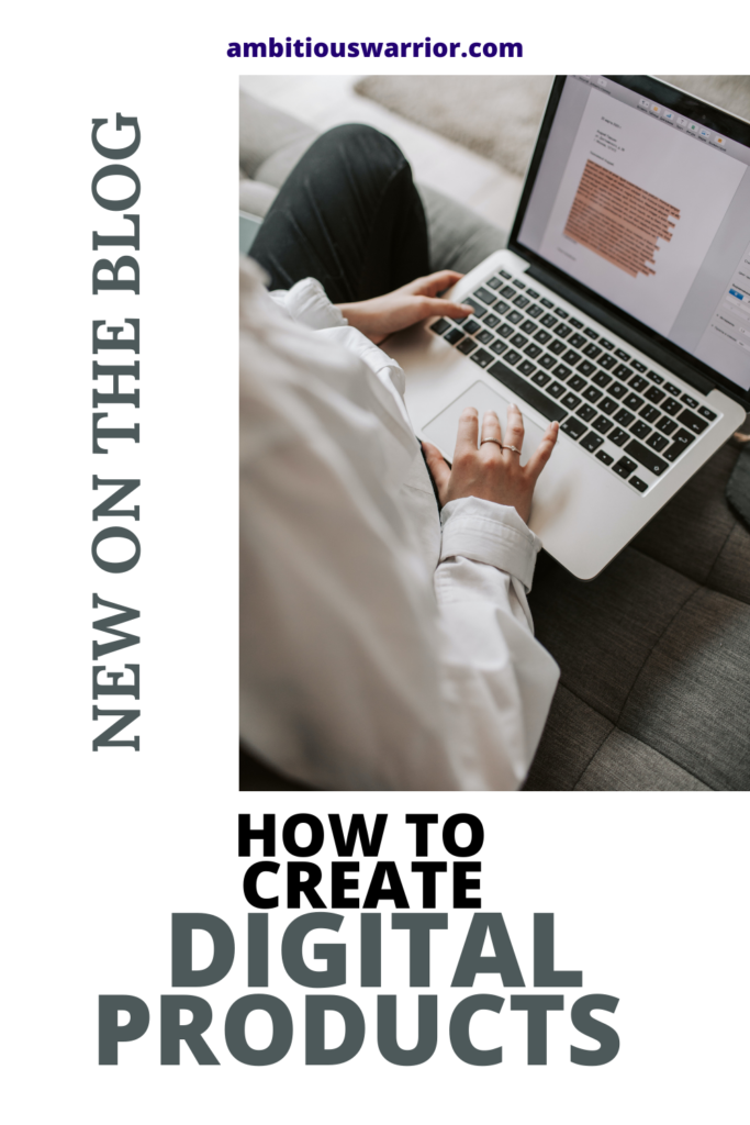 How to create digital products that sell